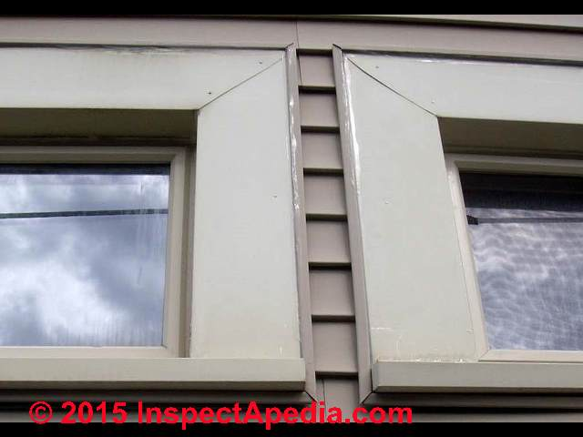 Siding Leak Troubleshooting Diagnose Repair Or Prevent