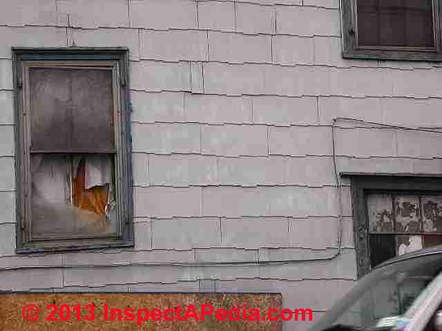 Asbestos Cement Siding Or Asbestos Cement Shingles