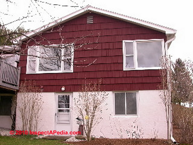 Types grades of wood siding choices installation for Types of house siding materials