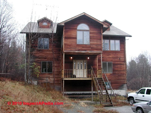 wood siding homes pictures 1