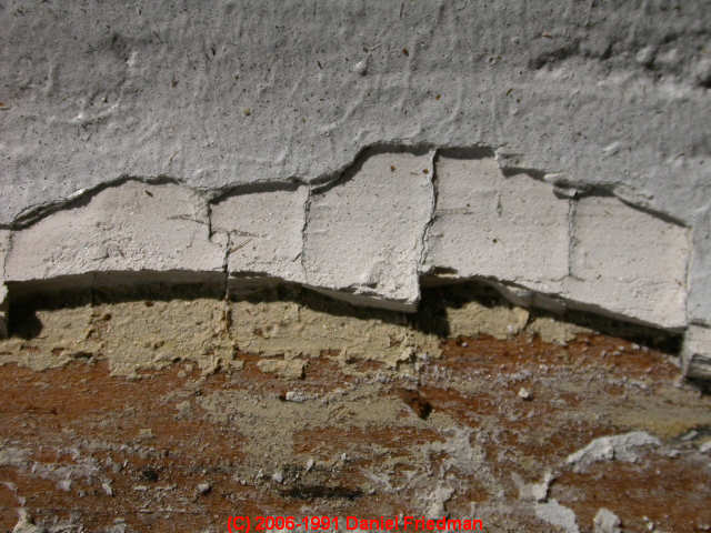 Dictionary of types of causes of paint failure paint - Exterior painting in cold weather ...