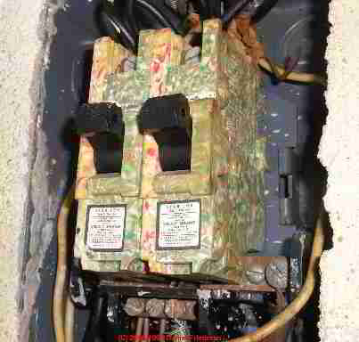 The Federal Pacific Electric FPE Stab-Lok® Panel Circuit Breaker ...