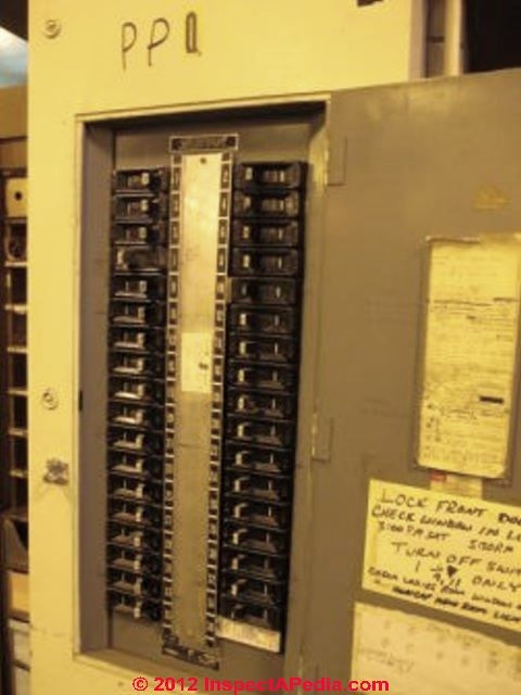 how to identify recognize federal pacific electric fpe stab lok fpe stab lok panel photo c d friedman jc