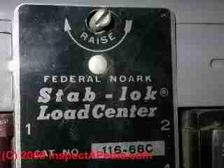 FPE_NoArc015 DFss federal noark electrical panel questions & answers faqs federal fuse box at n-0.co