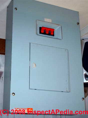Guide to Federal Electric Panels - Federal Electric Stab-Lok ...