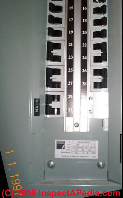 federal electric or federal pioneer electrical panel