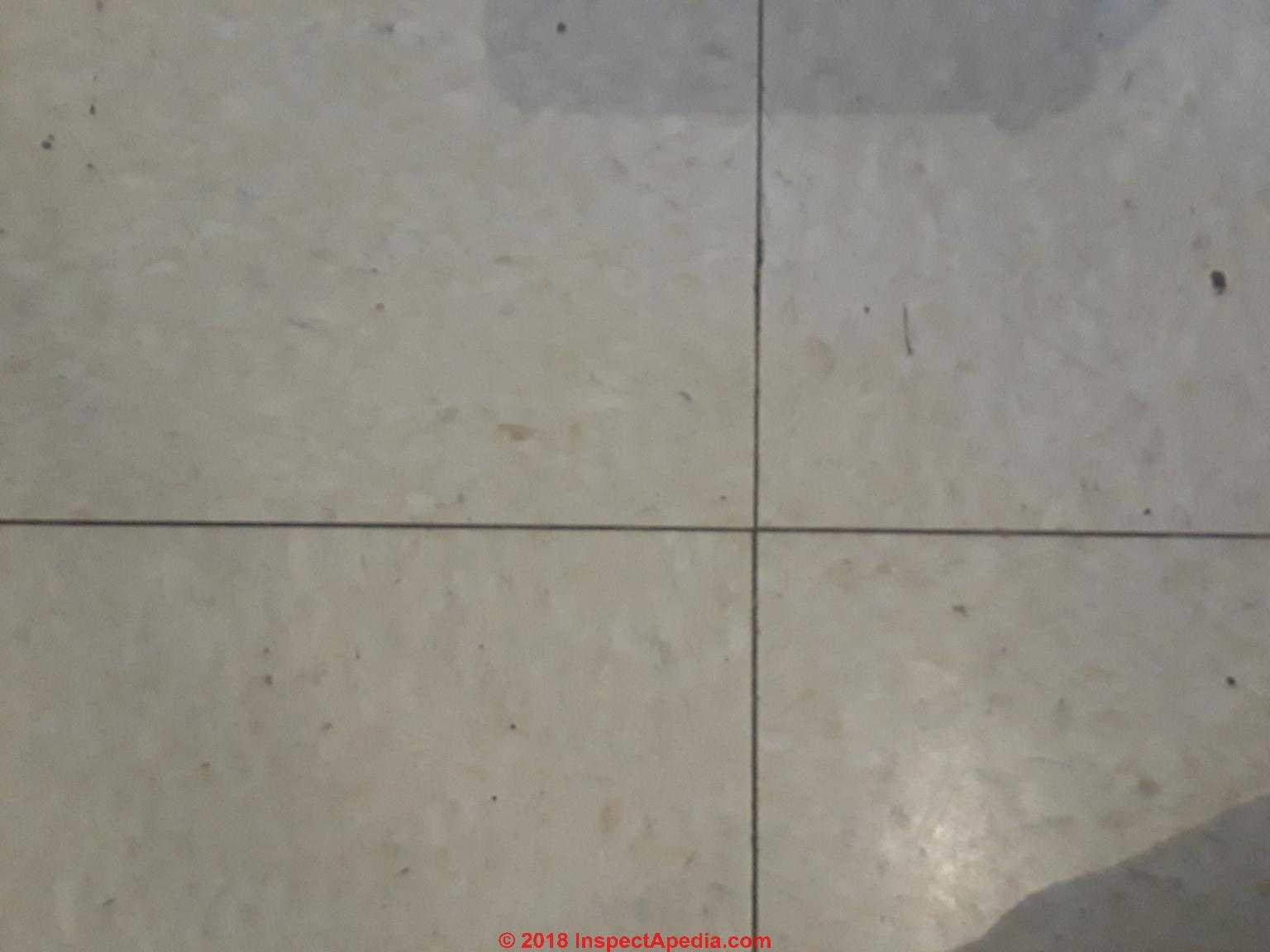 Armstrong Other Asbestos Floor Tile Identification Photos Faqs Set 3