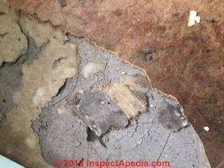 Asbestos Floor Tile Id Q Amp A Asbestos Containing Floor Tile