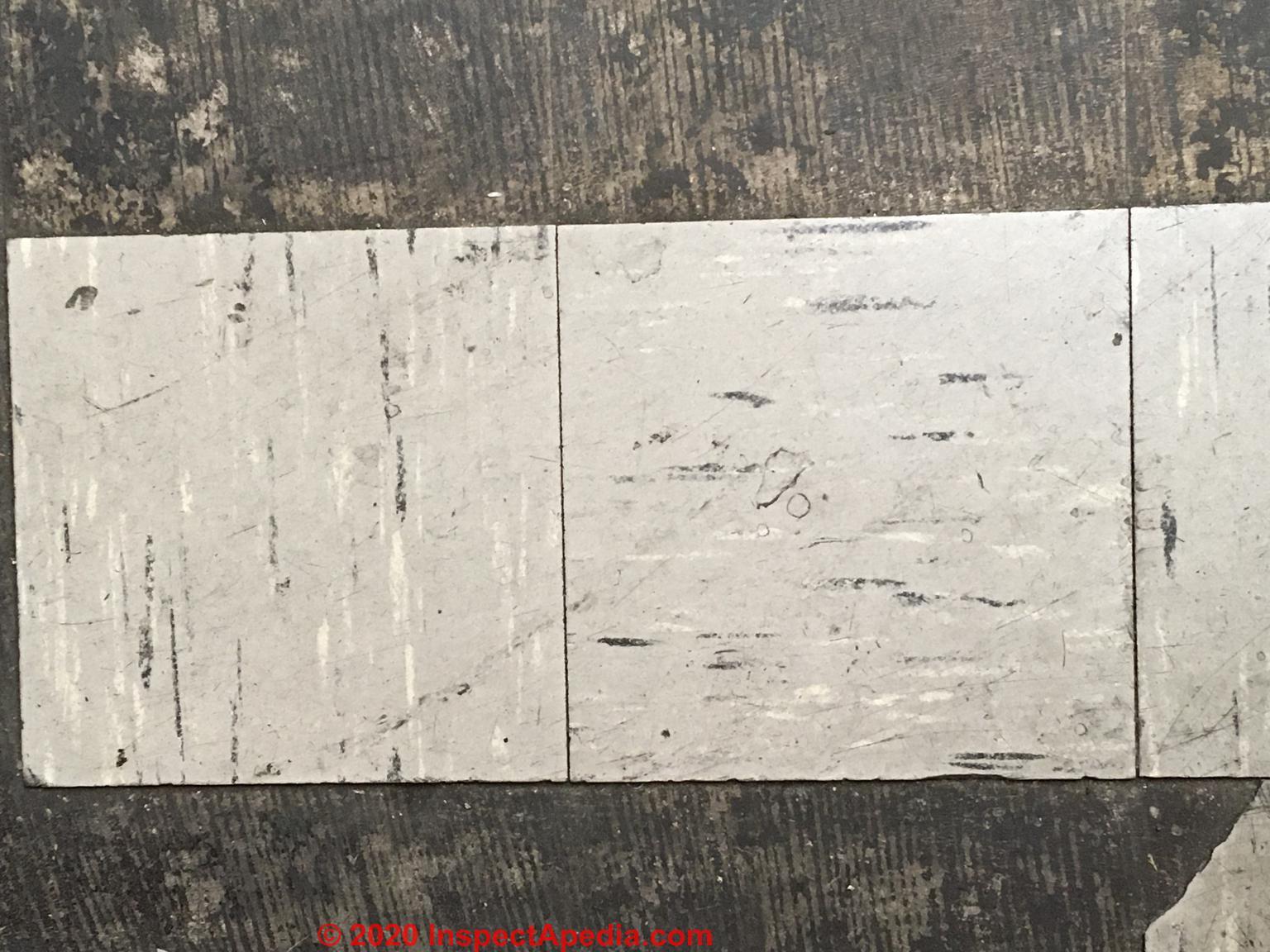 38+ 6x6 asbestos tile