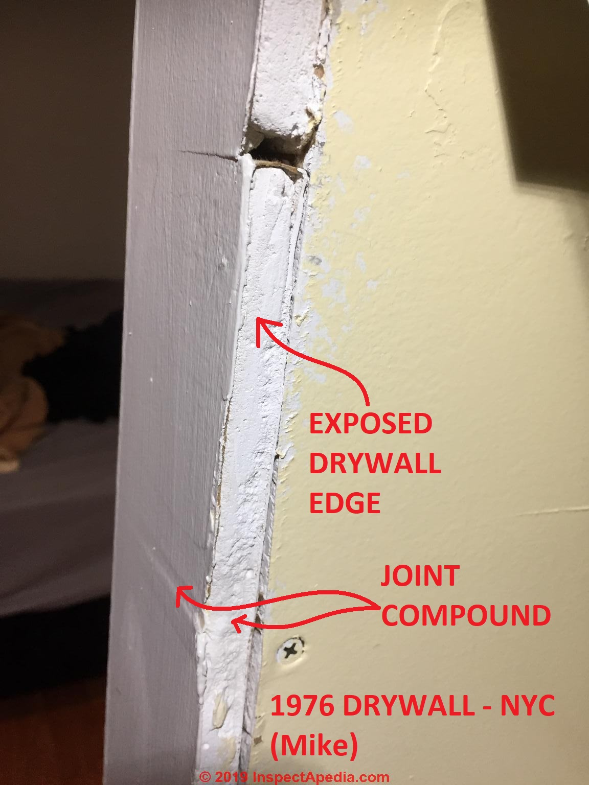 Asbestos Content In Drywall & Joint Compound?