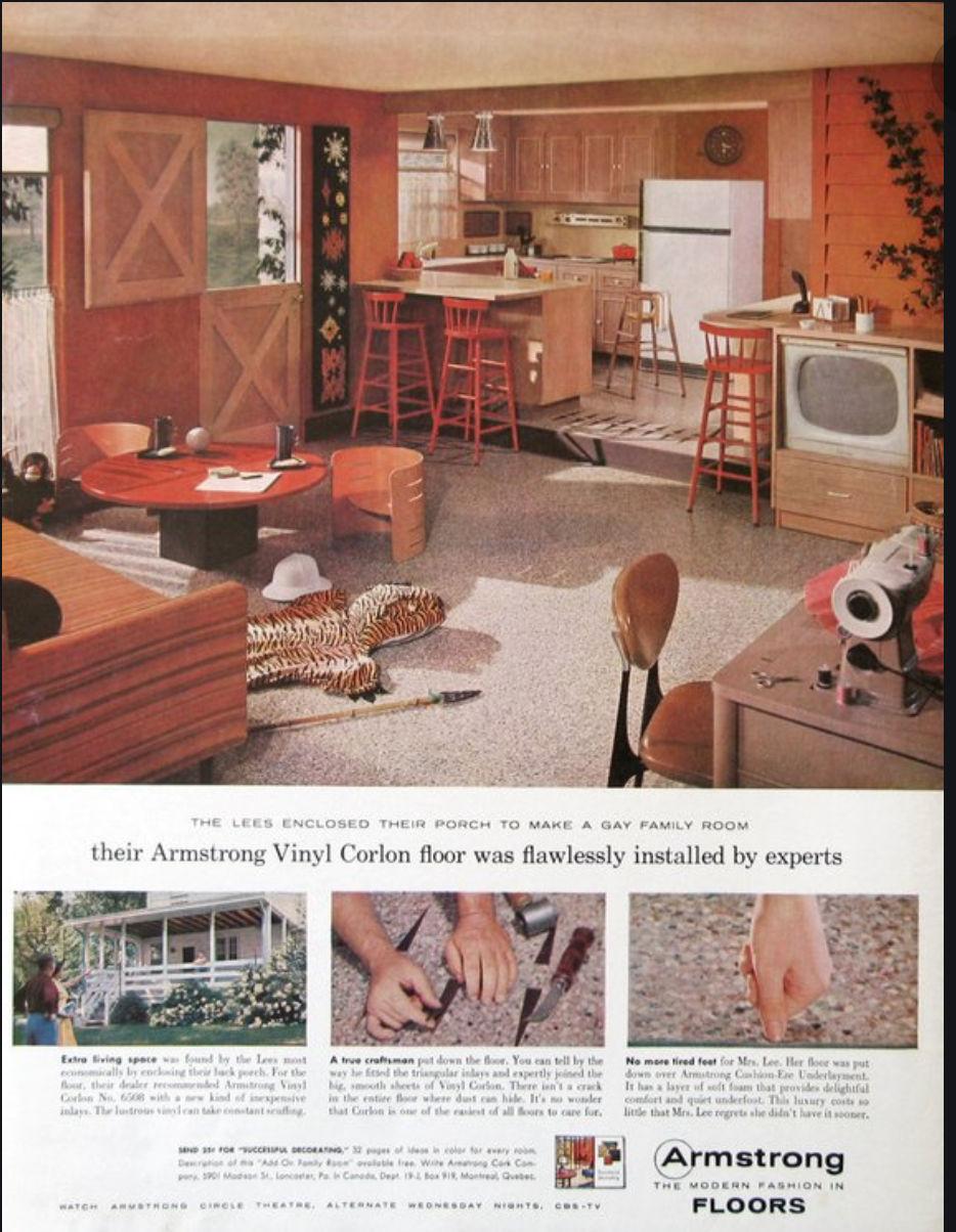 Armstrong Corlon Flooring Asbestos Q Amp A About Asbestos In