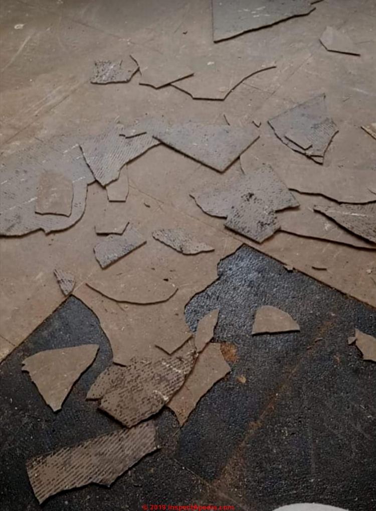 Identify U K Floor Tiles Or Lino That