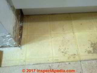 Photo Guide To Vinyl Asbestos Floor Tiles 1980 1986