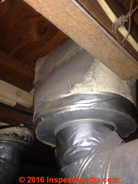 Asbestos Hvac Ducts Amp In Furnaces A Guide To