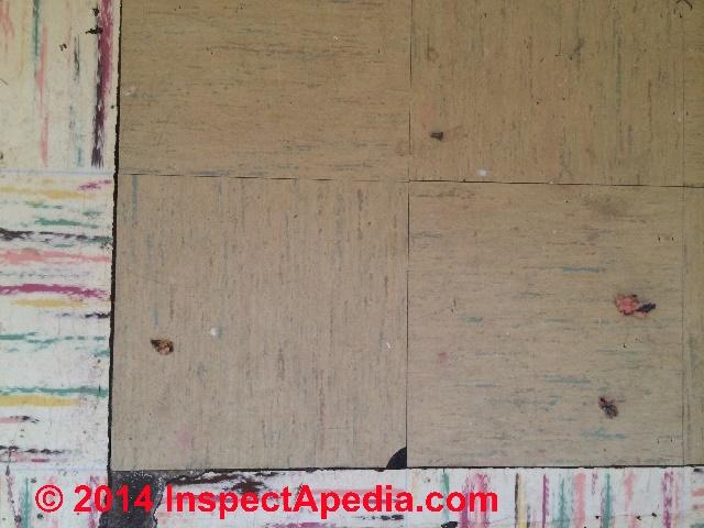 Asbestos Floor Tile 1065IAP