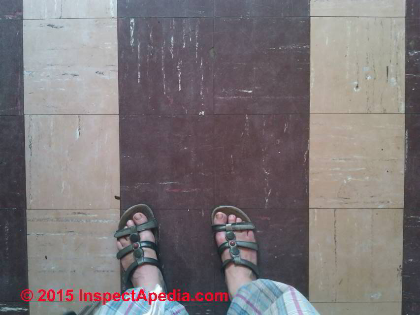 Lead Content In Floor Tiles Amp Polishes