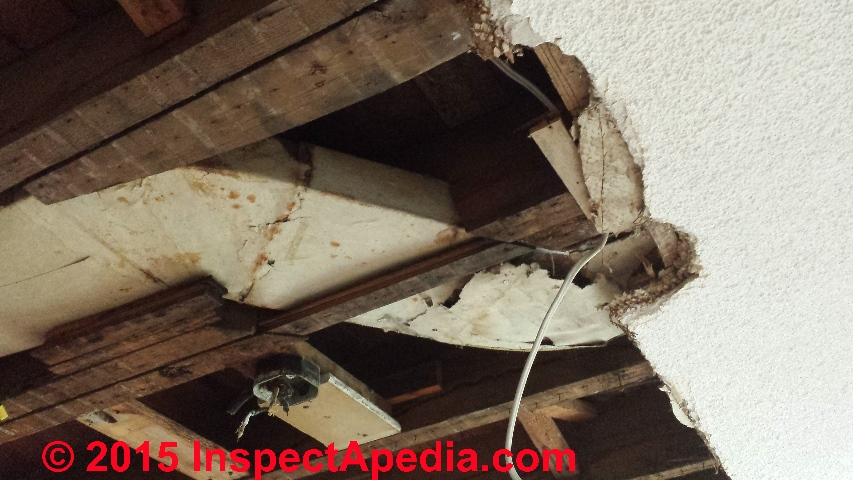 Hvac Duct Insulation : Identify asbestos paper duct wrap in buildings what to
