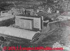 Johns Manville Corporation asbestos fiber mill and mine - Rosato (C) InspectApedia