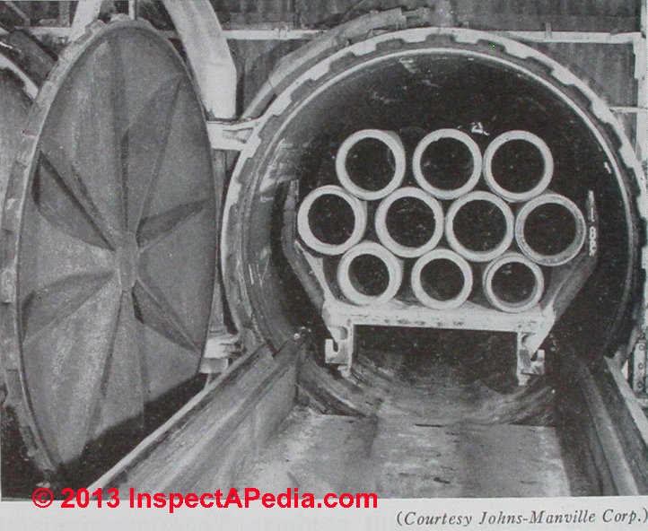 Asbestos Cement Product Curing Amp Stabilization