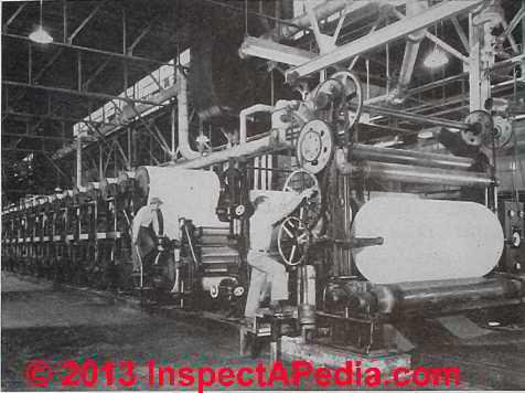 Asbestos Heat Amp Sound Insulation Manufacture