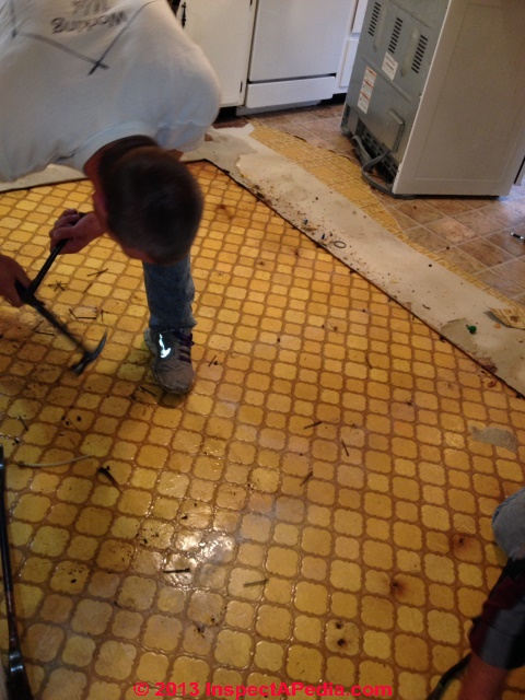 1970 S Floor Tiles That May Contain Asbestos