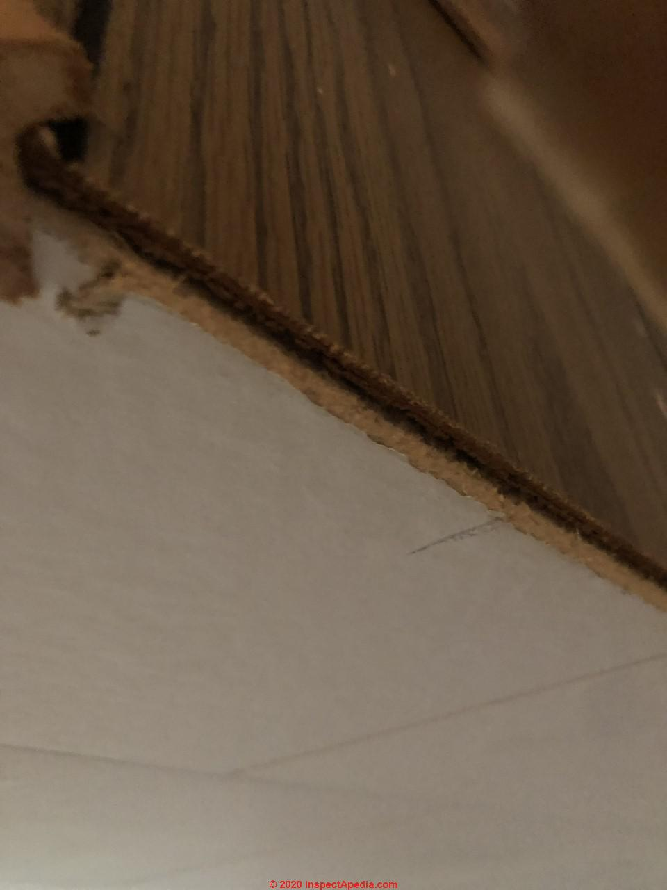Does This Ceiling Tile Contain Asbestos How To Recognize Or Test To Demonstrate Asbestos Free Ceiling Tiles Or Panels