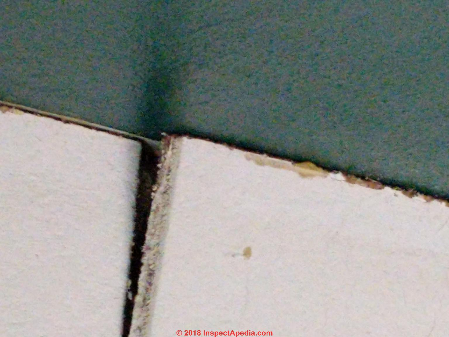Asbestos Ceiling Material Faqs 3 Qa On Ceiling Tiles That Might