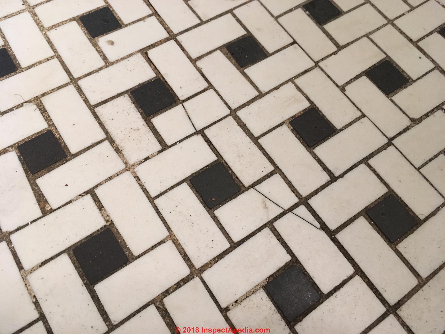 Asbestos Floor Tile Faqs 4 How To Identify Asbestos Containing Floor