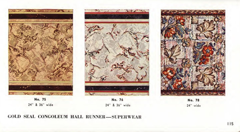 Linoleum Sheet Flooring Congoleum