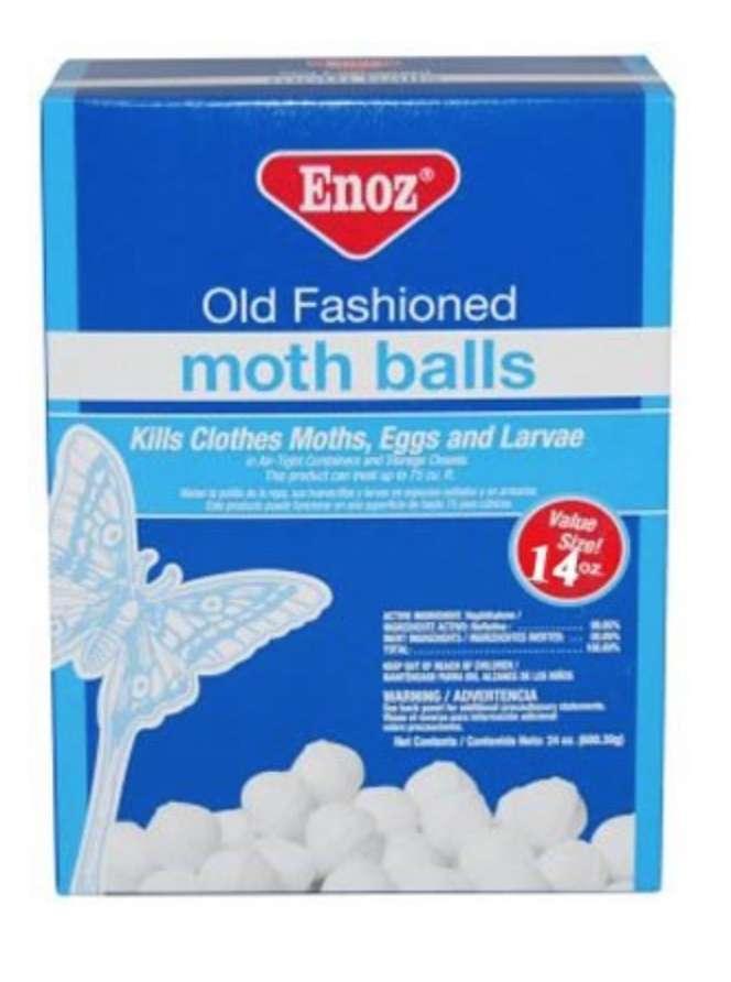Mothball odor hazards & best methods for removal of mothball odors