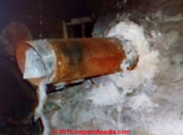 Asbestos Identification Photo Guide To Building Materials