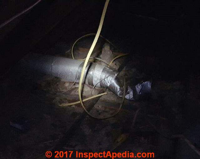 Asbestos Hvac Ducts In Furnaces A Guide To Identification Of