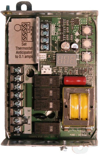 central fire control wiring diagrams honeywell l7224u universal oil heating boiler electronic