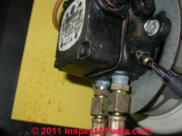 Oil Burner Fuel Units Heating Oil Pumps Buy Install