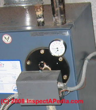 Boiler Gauges How To Read The Temperature Amp Pressure