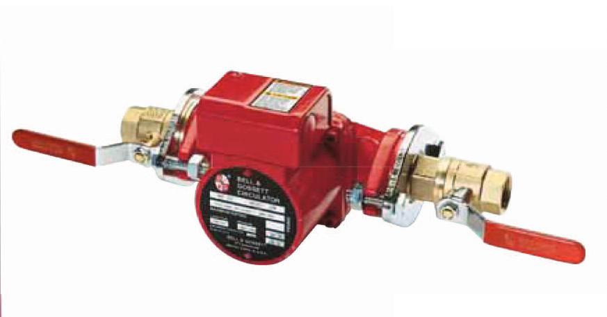 Heating System Boiler Check Valves Flow Control Valves