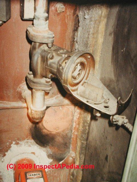 Circulator Getting Hot : Circulator pumps hot water heating system