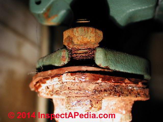 Circulator Getting Hot : Leaks at heating system circulator pumps