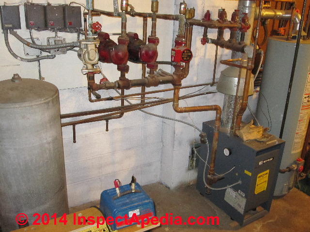guide to heating system circulator pump location  u0026 mounting