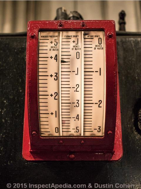 Draft Measurement Guide For Chimneys Amp Flues