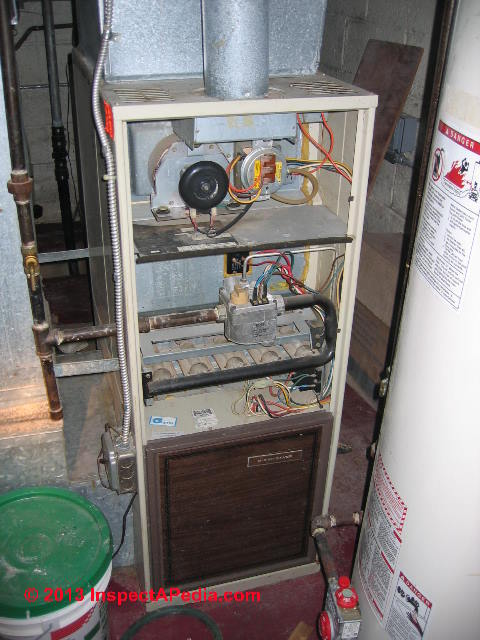 Furnace diagnosis & repair: Furnace Blower Fan Cycles On/Off