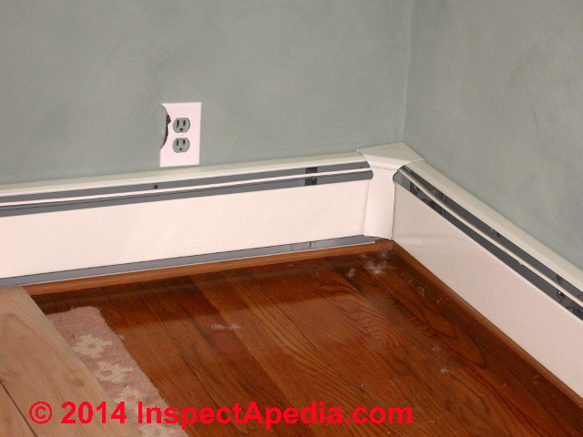 Baseboard Heat Inspection Repair Maintenance