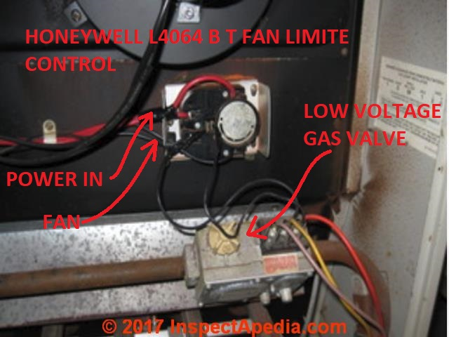 lennox furnace er motor not working