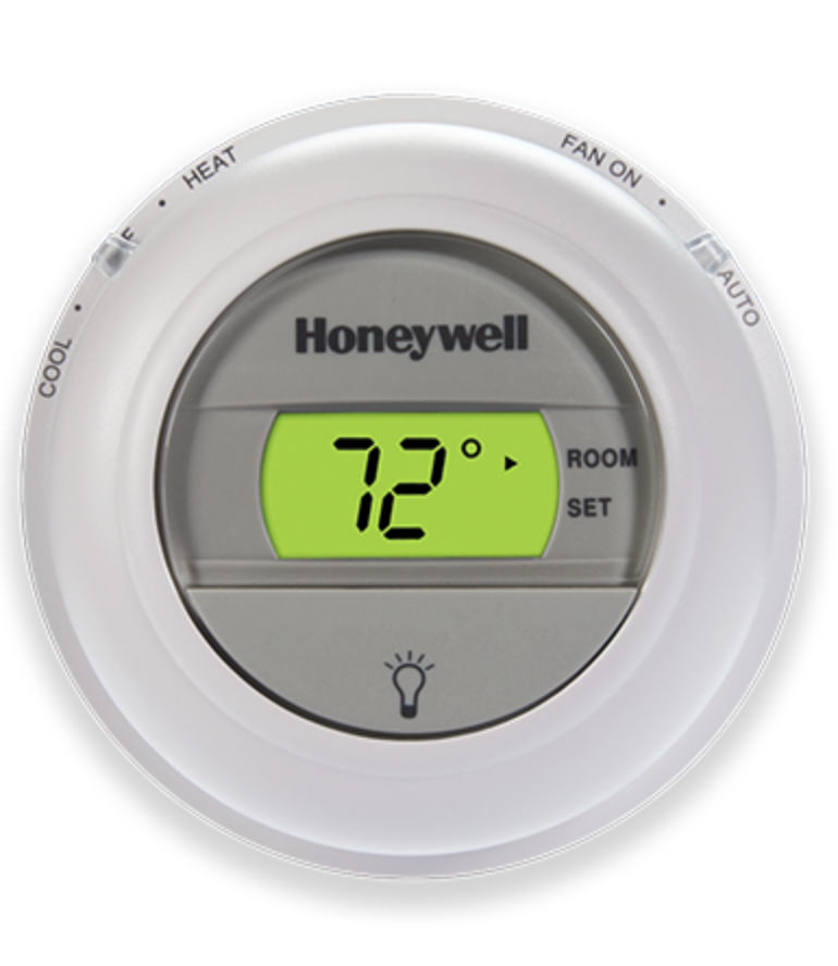 Hvac Thermostat Settings How To Set Or Adjust The Heating
