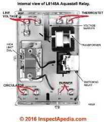 Aquastats Setting Amp Wiring Heating System Boiler Aquastat