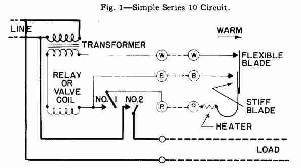 room thermostat wiring diagrams for hvac systems honeywell series 10 control schematic