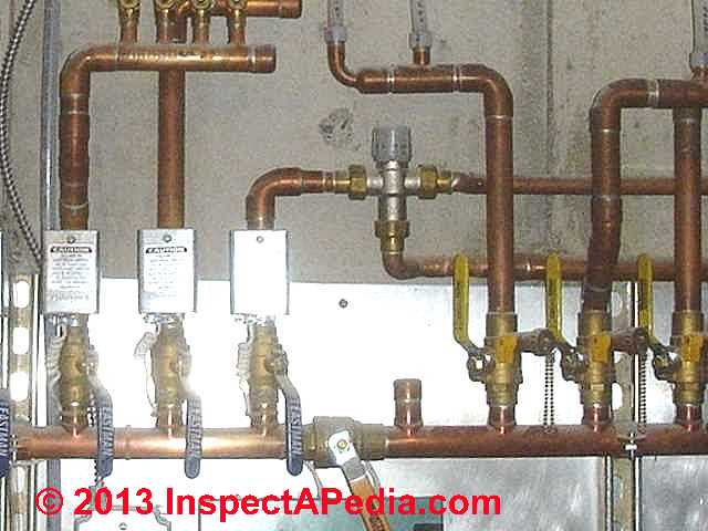 radiant heat mixing valve (c) daniel friedman