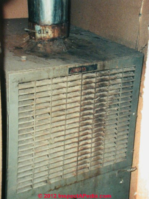 Mobile Home Heating Amp Air Conditioning Inspection Guide