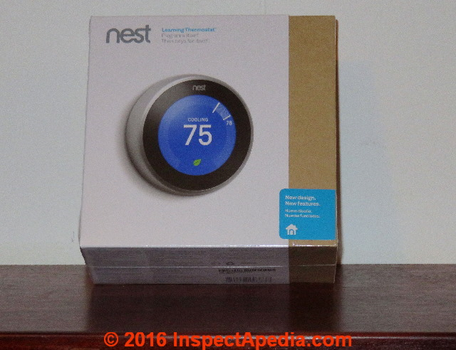 nest learning thermostats nest 2 versus nest 3 what 39 s. Black Bedroom Furniture Sets. Home Design Ideas
