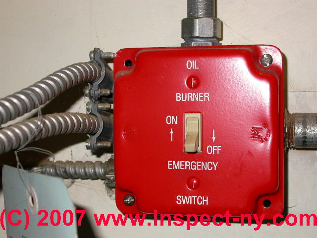 OilBoiler5McDf014s heating and cooling electrical power switches troubleshooting  at fashall.co